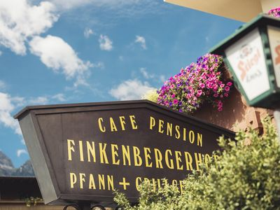 Cafe Pension Finkenbergerhof